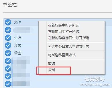 Opera书签导出到谷歌Chrome浏览器